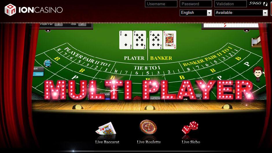 Agen Terbaik Ion Casino di indonesia